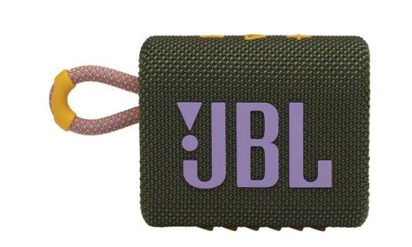 Boxă portabilă JBL GO3, IPX67, Bluetooth, Albastru-Roz