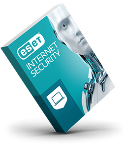 ESET Internet Security Box