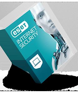 ESET Internet Security Box