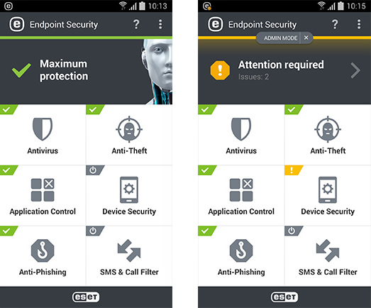 ESET Endpoint Security Android