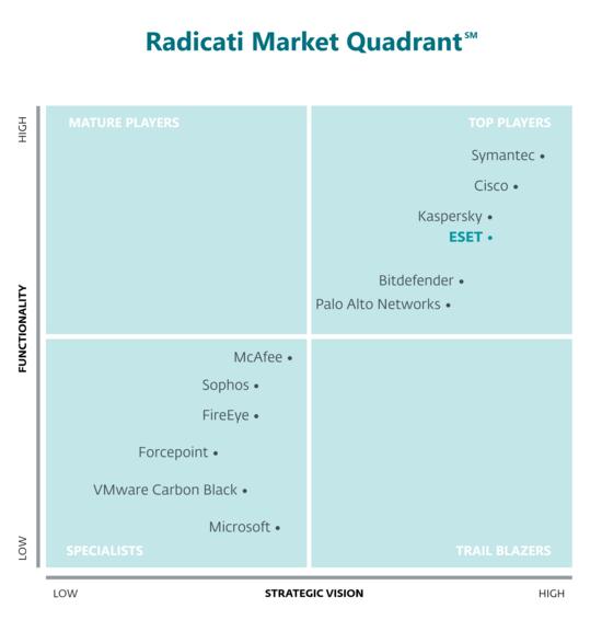 Radicati report scheme