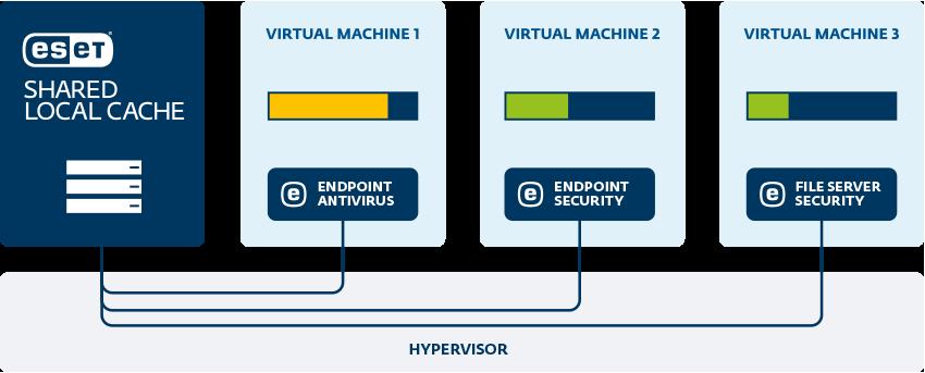 ESET Virtualizare